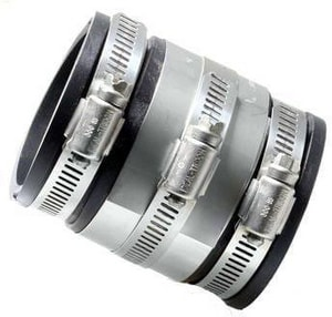 Fernco Cast Iron and Plastic Coupling F1056RC