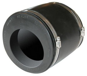 Fernco Cast Iron x Cast Iron Plastic Eccentric Coupling F1056EB