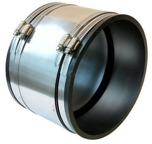 Fernco Clay Flexible Coupling F1001RC