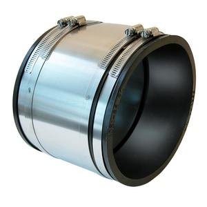 Fernco Concrete x Cast Iron and PVC Flexible Coupling F100664RC