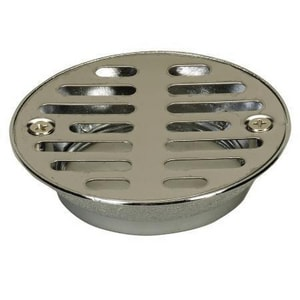 PROFLO® 3-1/2 in. IPS Shower Strainer Polished Chrome PFSSCPK