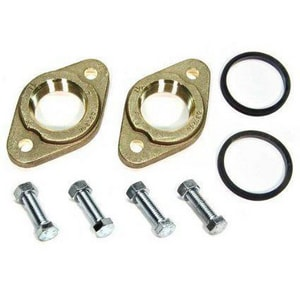 Grundfos 1-1/4 In. Flange Set Bronze G96409356