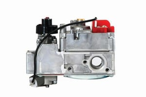Uni Line North America 1/2 in. inlet/1/2 in. outlet Millivolt Gas Valve R710502
