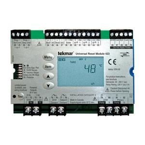Tekmar Control Systems Universal Reset Modular Control TEK423
