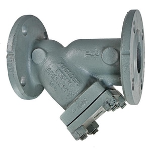 Mueller Steam Specialty 150# Flanged Perforated Wye Strainer M781CS