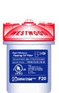 Westwood Products Oil Filter Cam WF20