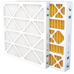 Glasfloss Industries Zline® 24 x 24 x 2 in. Pleated Air Filter GZLP24242