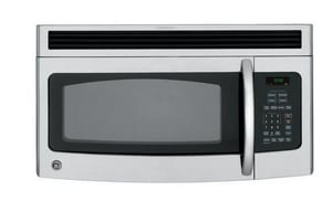 General Electric Appliances Spacemaker® 1.5 cf Over-The-Range Microwave Oven with 2-Fan Speed GJNM1541SMSS