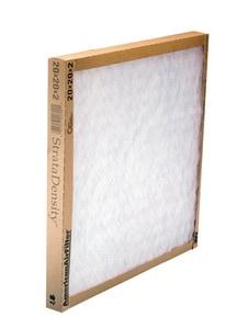 American Air Filter 20 x 20 x 2 in. Fiberglass Air Filter A198700052