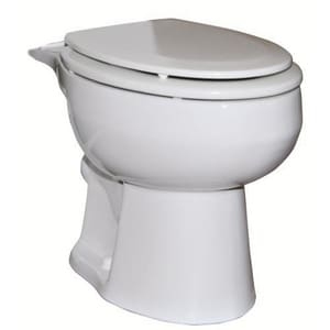 Zoeller Qwik Jon® 1.6 gpf Elongated Two Piece Toilet Z2022000
