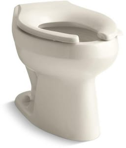 Kohler Wellworth® 1.6 gpf Elongated Toilet K4406