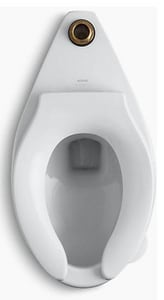 Kohler Highline® Elongated Two Piece Toilet K4405