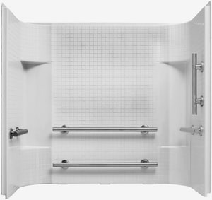 Sterling Plumbing Group Accord® Tile Wall Set Accord S71144123