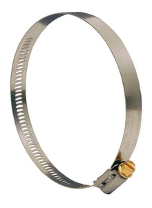 Dixon Valve & Coupling 13-8/64 - 16 in. Stainless Steel Worm Gear Clamp DHS248