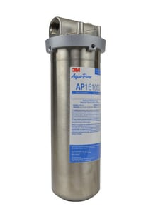 Aqua-Pure Whole House Standard Diameter Stainless Steel Water Filtration System CAP1610SS