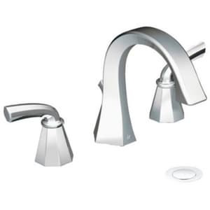 Felicity® 1.5 gpm 3-Hole Bathroom Faucet with Double Lever Handle MTS448