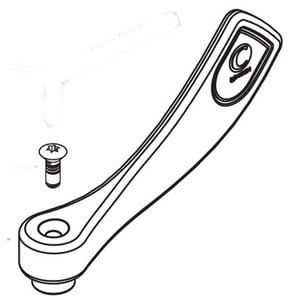 Moen Commercial Handle Service Kit MOE52010