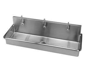 Just Manufacturing 14 ga Multi-Station Wash-Up Sink JJ9620S
