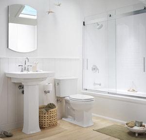 Kohler Archer® Archer Mirror Cabinet Chrome K3073-NA