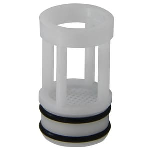 Rohl Plastic Filter Screen in White RC79301