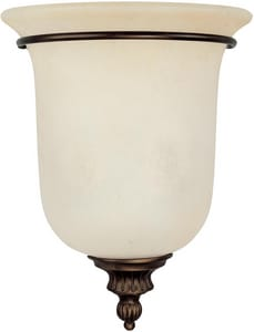 Capital Lighting Fixture 60 W 2-Light Candelabra Sconce C3787BB