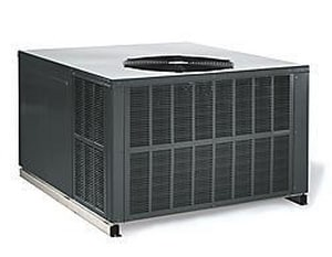 Goodman GPG Series 2 Tons 15 SEER R-410A Single-Stage Aluminum Fin Downflow and Horizontal Natural Gas/Electric Packaged Unit GGPG152407041