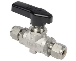 Stainless Steel Tube Ball Valve With Seat TSS6DTT