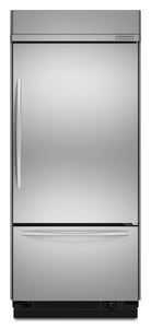 Kitchenaid Architect® 36 in. Wrapped Metal Door KKBRC36FTS