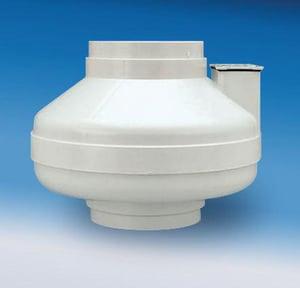 Fantech 126 CFM 115V Radon Mitigation Fan FHP2190