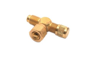 Diversitech Female Flare x Female Swivel Brass Flare Adapter DIVVST4