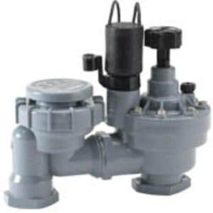 Irritrol Systems 24 V Plastic Anti-Siphon Valve I2713DPR