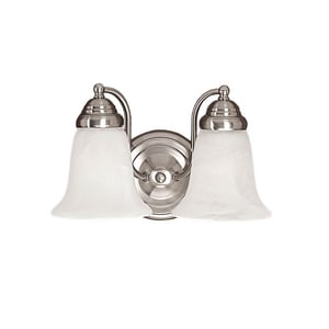Millennium Lighting 8 in. 100W 2-Light Bathroom Vanity Light M332