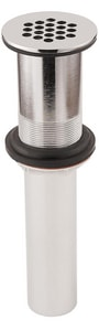 Pfister 1-1/4 in. Universal Grid Strainer (Overflow Not Included) PT477GL