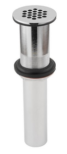 Pfister 47 Series Universal Grid Strainer with Overflow PT479GS