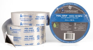 Hardcast Foil-Grip™ Foil-Grip, Sealant Tape 100 ft. HAR30978