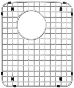 Blanco America Performa™ 15-1/4 x 12-3/4 in. Stainless Steel Sink Grid, Fits Diamond Double Right Bowl B221009