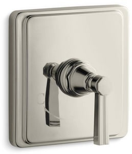 Kohler Pinstripe® Thermostatic Valve Trim with Single Lever Handle KT13173-4B