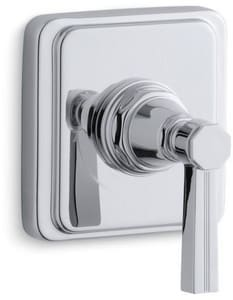 Kohler Pinstripe® Volume Control Trim with Single Lever Handle KT13174-4B
