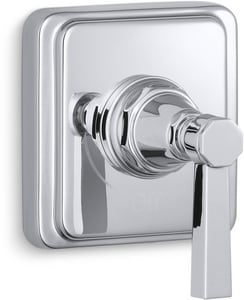 Kohler Pinstripe® Volume Control Valve Trim with Single Lever Handle KT13174-4A