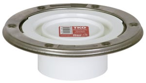 Sioux Chief TKO™ Closet Flange with Stainless Steel Swivel S886PTM