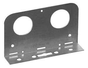 Sioux Chief Pipe Eye Suspension Galvanized Stud Bracket S52155