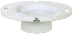 Sioux Chief 3 in. Plastic Closet Flange S888PPK