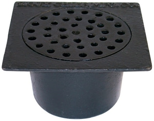 Sioux Chief 8-5/8 in. No-Hub Cast Iron Drain Pitts S84404IQ