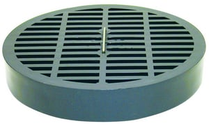 Sioux Chief Cast Iron Heel Proof Grate S860GI