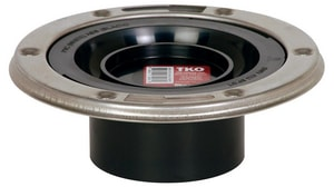 Sioux Chief TKO™ Flange Spigot Stainless Steel Swivel S886ATMS