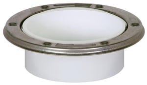 Sioux Chief TKO™ 4 in. Hub Stainless Steel Swivel Flange S8864PM