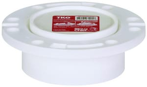 Sioux Chief TKO™ Flange Hub in White S8864PT