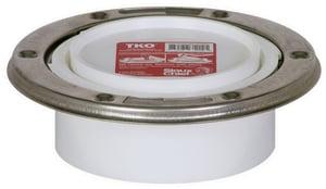 Sioux Chief TKO™ Flange PVC Hub Metal S8864PTM