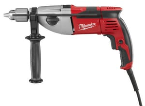 Milwaukee 1/2 in. 9 Amp 2-Speed Hammer Drill With Case M538021