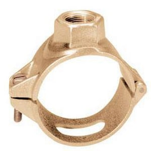 Ford Meter Box 2 in. CTS Brass Saddle FS4020